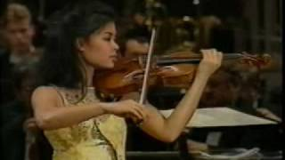 Vanessa-Mae: Scottish fantasy of Max Bruch op.46 part 5