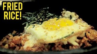 TOP 5 BEST FRIED RICES IN THE WORLD!