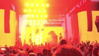 Major Lazer Coachella 2016