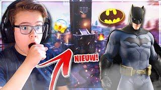 NIEUWE BATMAN STAD EN UPDATE!! (SOLO DUO - Fortnite Battle Royale)