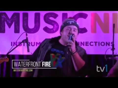 Waterfront Fire - Sleepless Nights (Live at MusicNL Week 2016)