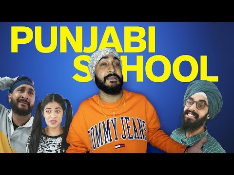Growing Up with Punjabi School