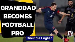 Egyptian Grandpa becomes oldest pro footballer: New Guinness record | Oneindia News