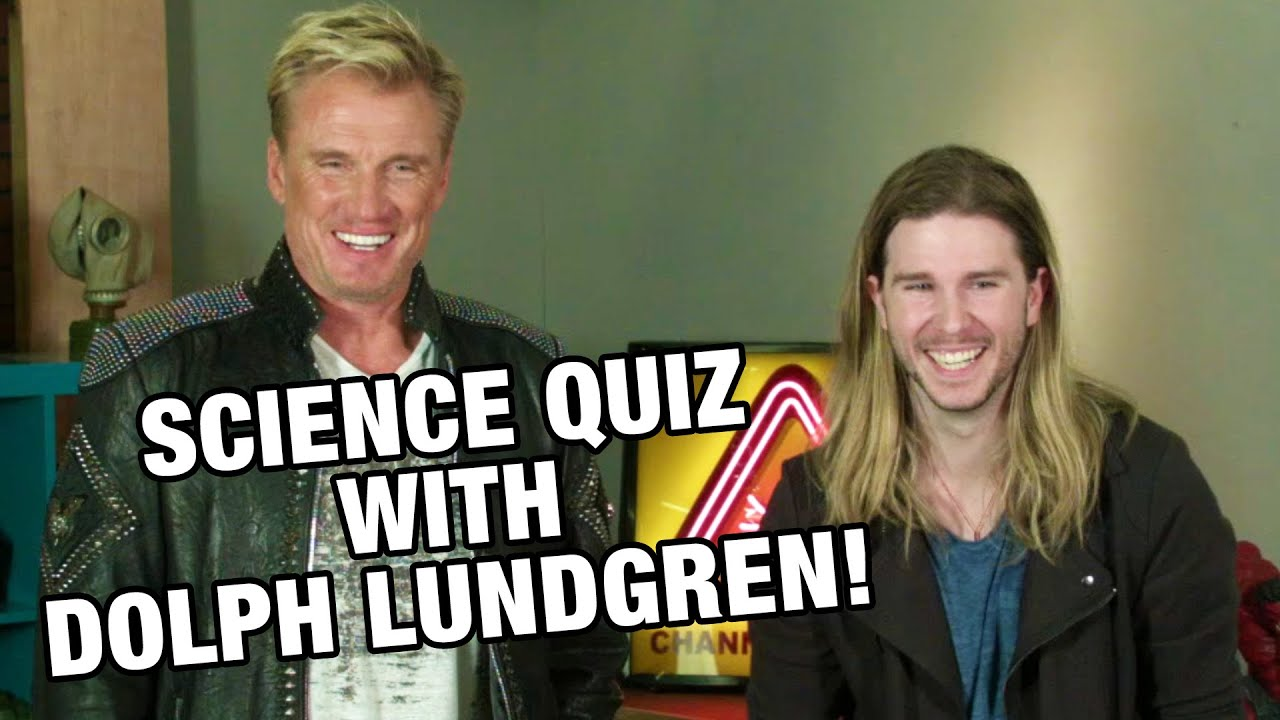 maxresdefault science quiz with dolph lundgren! youtube