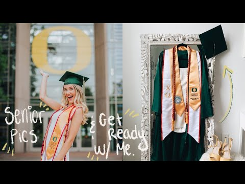 VLOG: taking my Graduation Pics & GRWM from YouTube · Duration:  13 minutes 13 seconds
