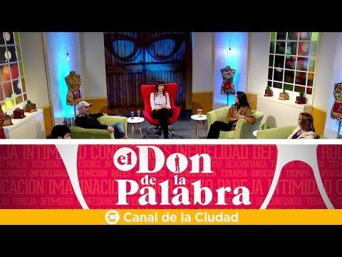 Zambayonny, Jimena Grandinetti, Patricia Traversa y Guido Martínez en El Don de la Palabra