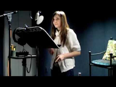 Phineas Ferb Recording Session
