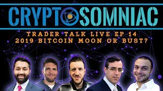 Trader Talk Live Ep 14- SAM IS BACK! CRYPTO WINTER OVER?