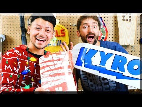 Aaron Kyro & Gab Bring Back OLD BRAILLE!