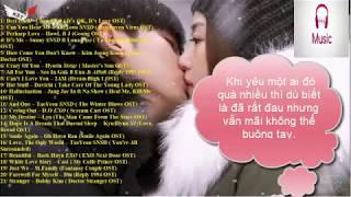 top  Những bản nhạc phim Hàn Quốc đình đám nhất (P1)