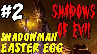 THE SHADOWMAN EASTER EGG Step #2: Charging the Apothicon Eggs ★ BLACK OPS 3 ZOMBIES: Shadows of Evil