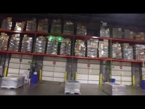 RFID Warehouse Drone