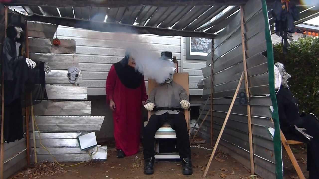 Chaise electrique execution chaise dessinateur nouveau execution chaise electrique trad hus - Execution chaise electrique ...