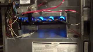 Furnace Cycling On and Off - Flame Sensor Cleaning - Furnace Troubleshooting