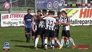 09.09.2018 FV Wüstenrot vs FC Union Heilbronn
