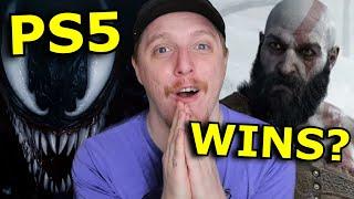 Sony WINS AGAIN! - PS5 PlayStation Showcase Reaction (Spider-Man 2/ God of War: Ragnarok)