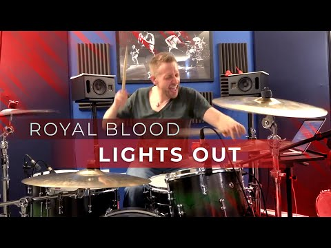 Drum Lesson - Lights Out by Royal Blood