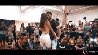 Romeo Santos - el Papel / Marco y Sara / Bachata workshop / washington 2019