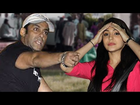Salman Khan's UGLY FIGHT with Anushka Sharma