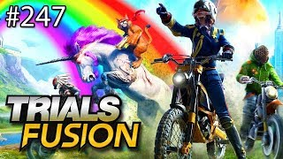 FAKE CHICKEN TACOS - Trials Fusion w/ Nick
