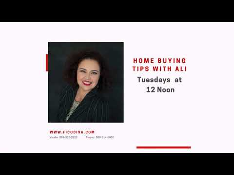 Home Buying Tips with Ali   Connie Torres - Top Flite Financial