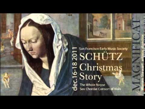 "Schütz - Magnifikat ""Christmas Story"""