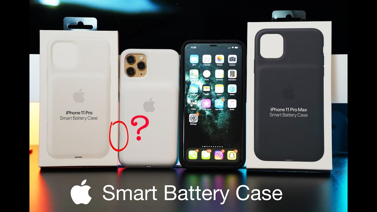 Photo of NEW Apple Smart Battery Case for iPhone 11 / iPhone 11 Pro Unboxing (ALL COLORS) + GIVEAWAY! – شركة ابل