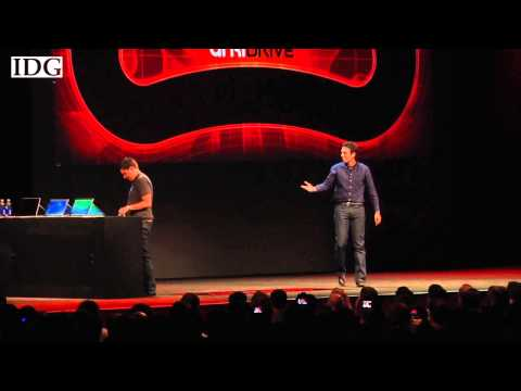 WWDC: Artificial intelligence robotic car from Anki is demoed at Apple keynote
