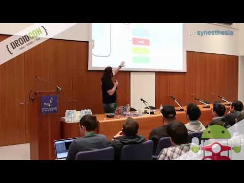 Droidcon 2015 / Android auto: rolling droid gather no moss - Damien Cavaillès