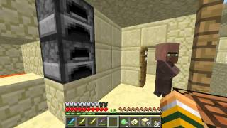 Minecraft - Full Mods #11 - Sécurisation d