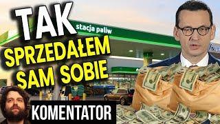 Rząd PIS Sprzedaje SAM SOBIE Firmę za 1.5 MLD PLN Polska Traci 3.5 MLD  Analiza Komentator Pieniądze