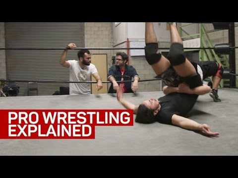 The world of pro wrestling: explained
