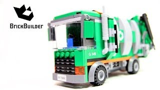 Lego Movie 70805 Garbage truck - Lego Speed Build