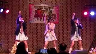 VLOMIQ TOTTORI 歌パラライブ2015 鳥取ご当地アイドルユニット T☆T...
