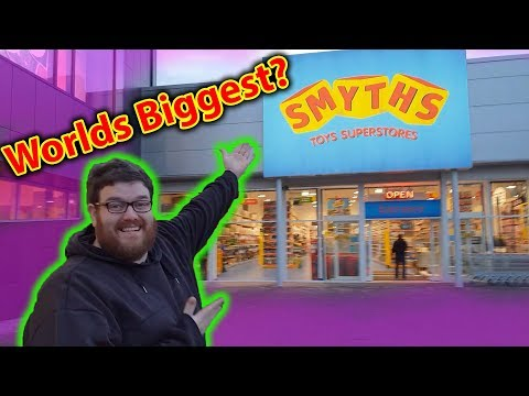 Buying The Biggest RC Car From The Biggest Toy Shop