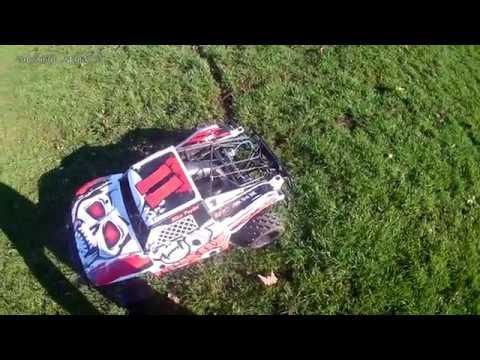 LOSI 5IVE-T FUN - RCMAX 65cc POWER - Education Video