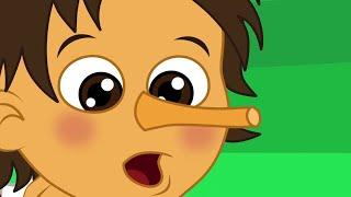 Пиноккио | Сказки для детей | Мультик | сказки на ночь | Сказки для детей и Мультик