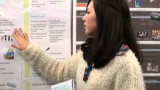 国際コミュニケーションコース GPポスタープレゼンテーション 2011