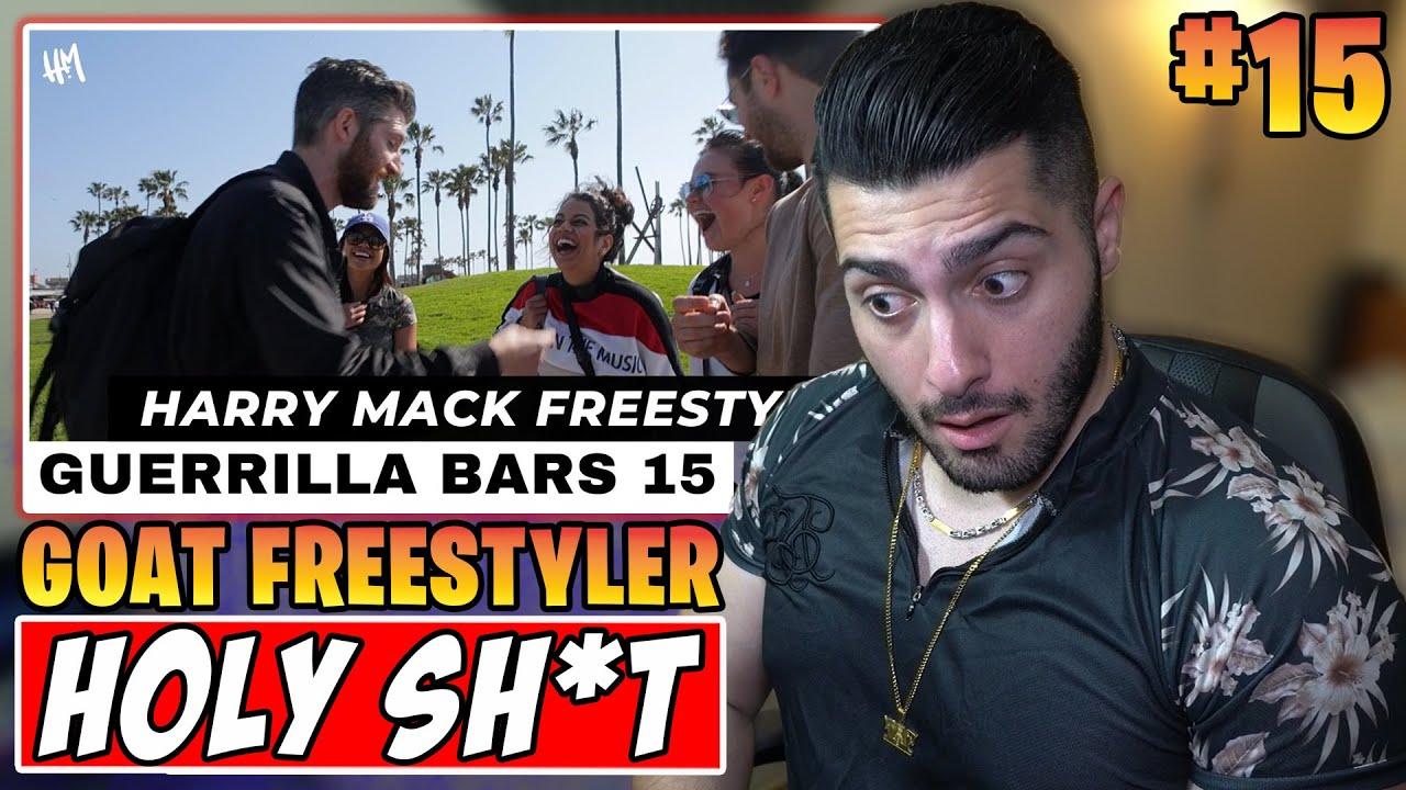 Download 🤯MIND = BLOWN!! | Harry Mack - Guerrilla Bars Episode 15 [REACTION!!] @MantiKore