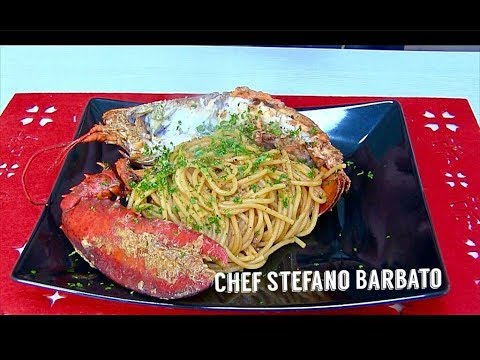 Spaghetti all'astice in Bella Vista.