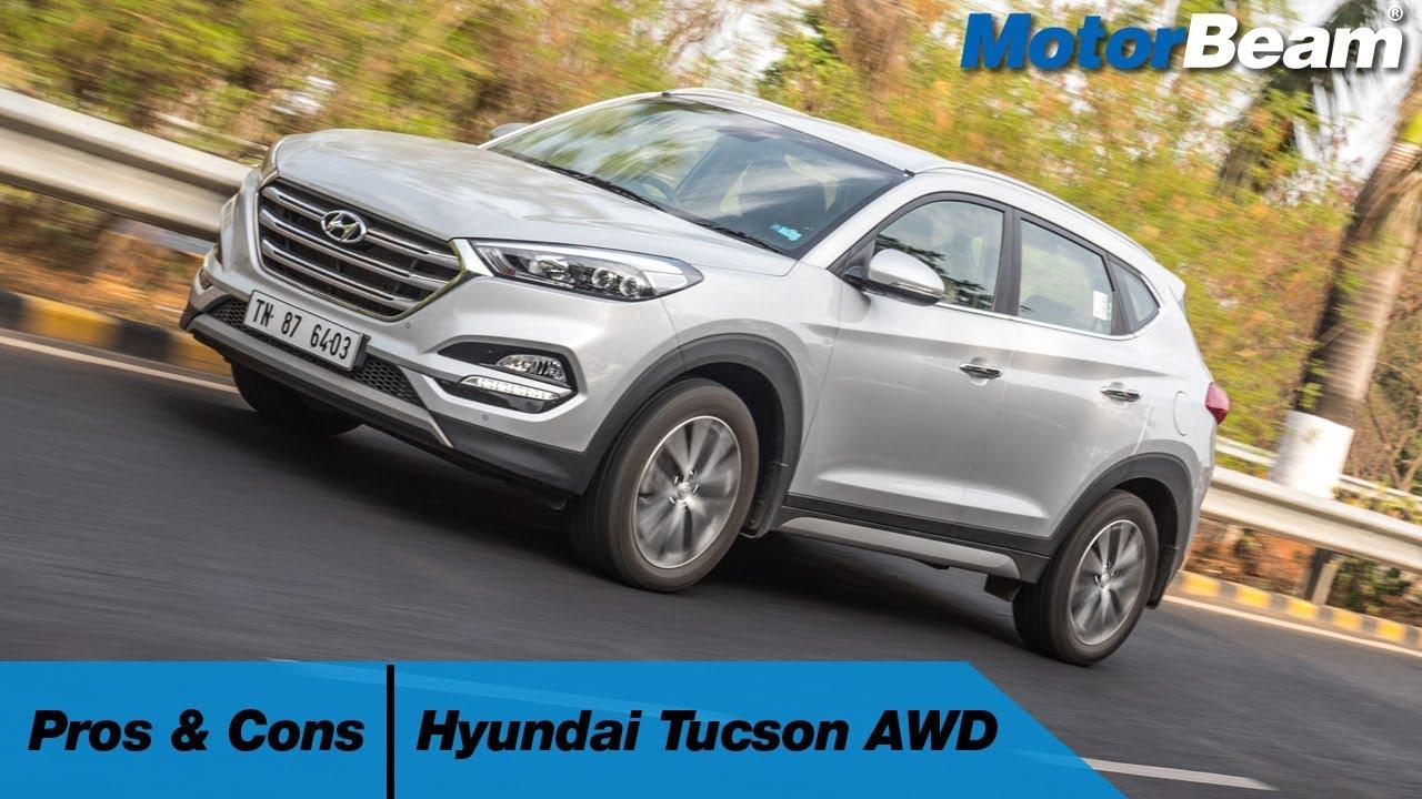 Hyundai Tucson Awd Pros Cons