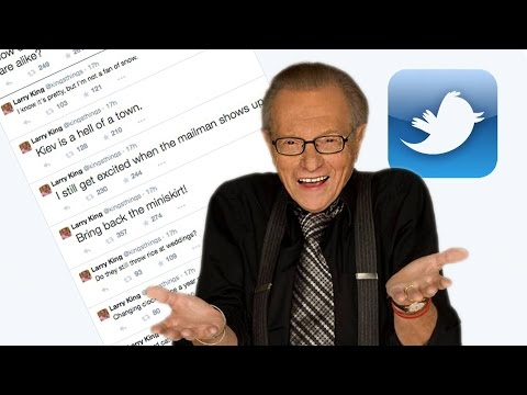 Download Youtube: Larry King's Late Night Tweets Are Nuts | DAILY REHASH | Ora TV