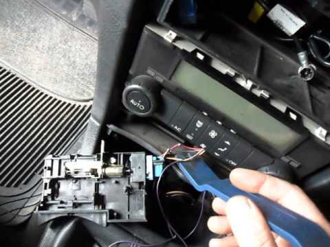 Ремонт карты ключа Renault Espace / Renault Laguna - YouTube