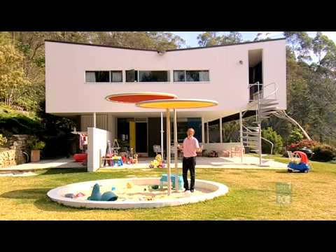 1950s House harry seidler's 1950s houses - wahroonga - youtube