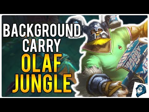 BACKGROUND CARRY OLAF - Climb to Masters | League of Legends ($1000RP Giveaway!)