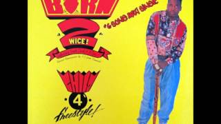 Born 2wice Ft. B-Fine, Ricardo Royal - Child 4 Freestyle
