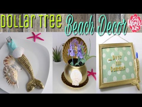 Dollar Tree Diy Beach Themed Decor