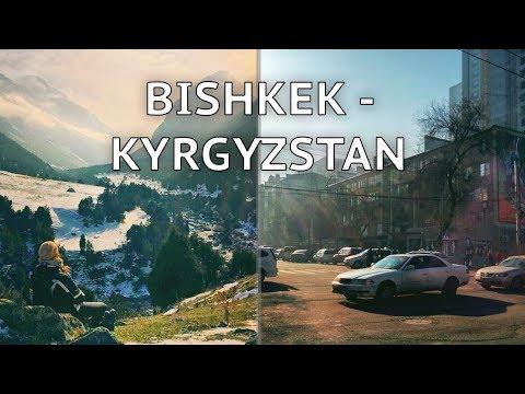 Bishkek / Kyrgyzstan - one week in Central Asia - Бишкек Кыргызстан
