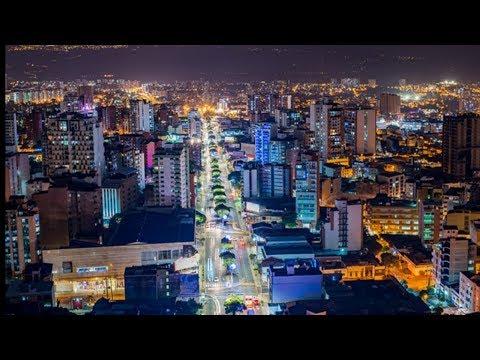 LAS CIUDADES MÁS DESARROLLADAS EN COLOMBIA 2020 / TOP 2 BUCARAMANGA SANTANDER