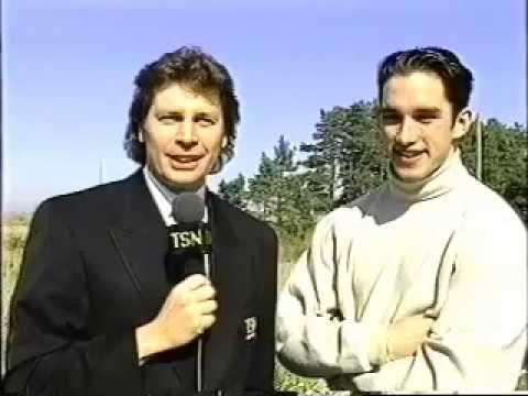 NHL: Alexandre Daigle Returned to QMJHL (1994)